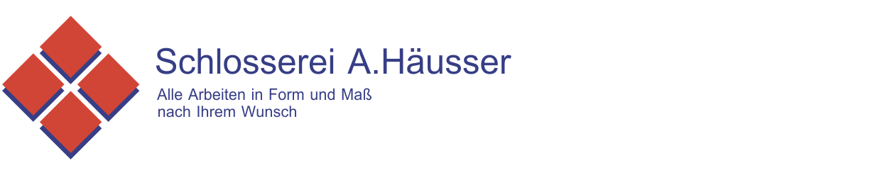 Schlosserei A. Häusser